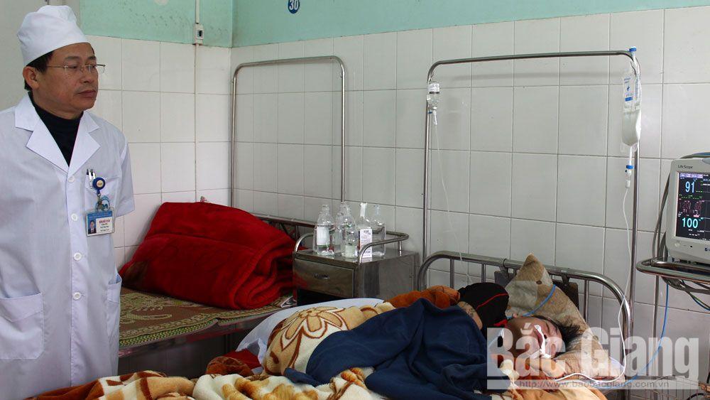 Bệnh viện Đa khoa huyện Yên Thế cứu sống kịp thời bệnh nhân chấn thương bụng, vỡ nách độ III